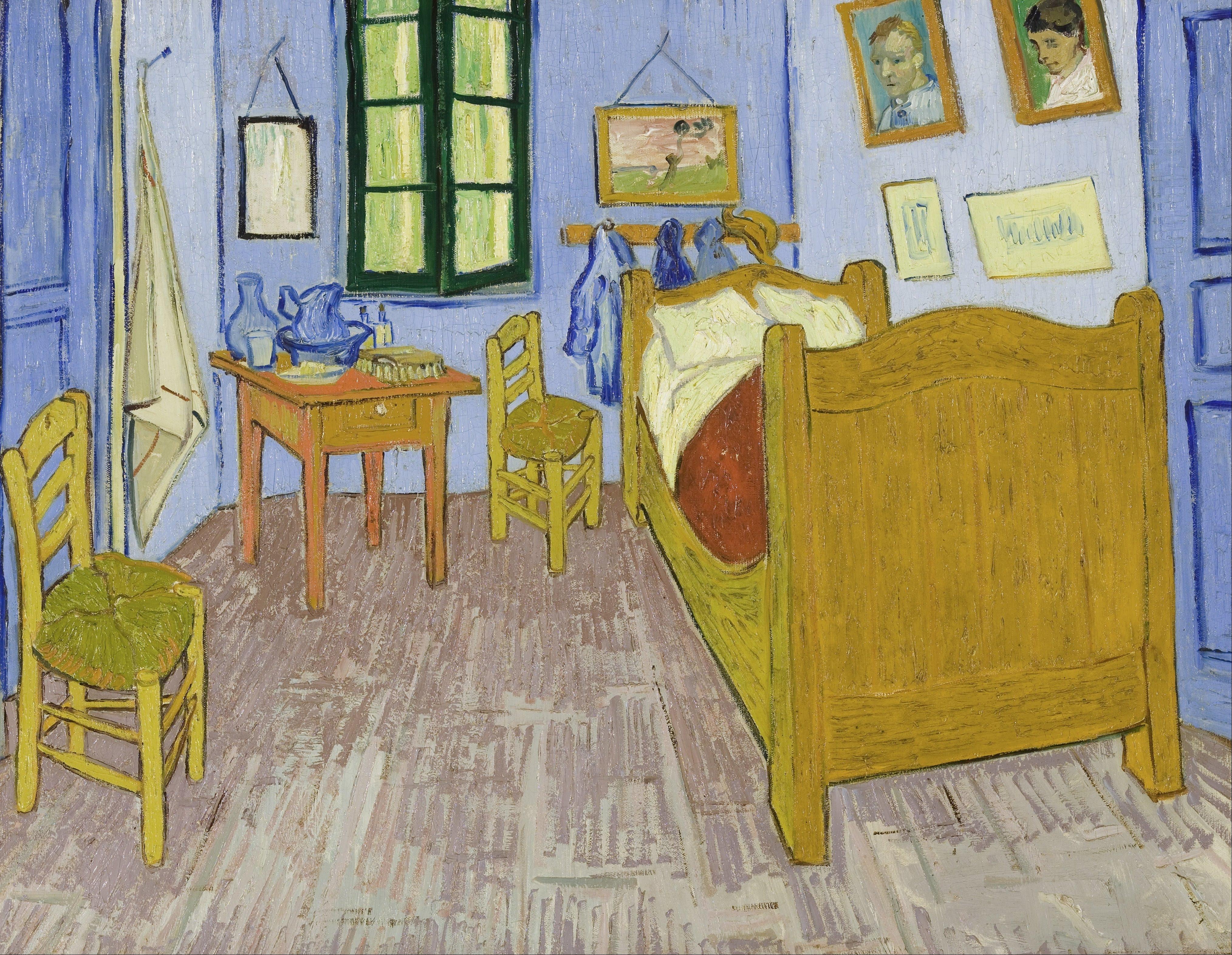 Van Gogh Year 2 Vincent