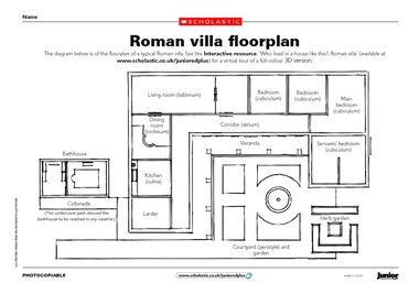 roman rooms