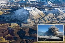volcano Katla