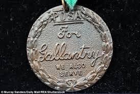 pdsa medal