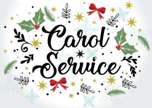carol service pic