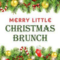 merry little christmas brunch