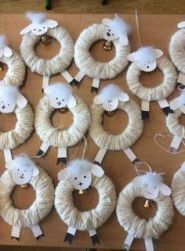 easter wool sheep