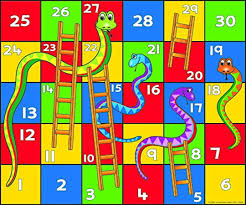 snkes and ladders