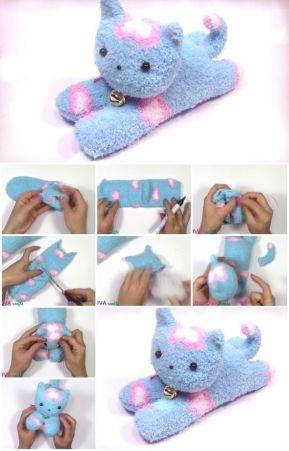 Sock-Cat-