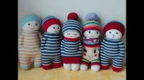 sock dolls 1