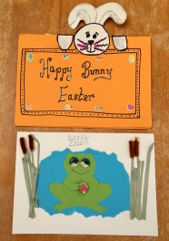 my easter cards 1