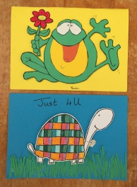 my easter cards 2