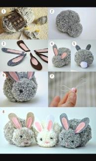 pompom rabbit